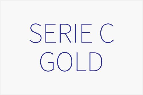 Logo C Gold